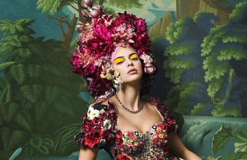 Весеннее настроение: идеи пасхального цветочного маникюра!