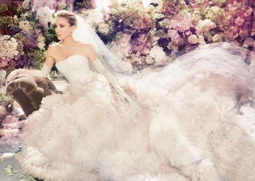 Аромат невесты. Правильный выбор духов для свадьбы.