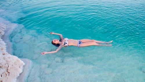 Дарунки Мертвого моря від бренду Alma K.