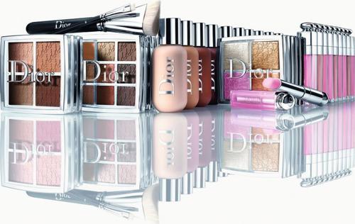 Новая коллекция макияжа Dior Backstage.
