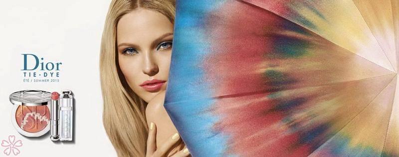 Dior Diorskin Nude Tan Blush Harmony - Tie Dye Edition