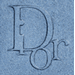 Dior Diorshow Mono Eyeshadow #240 Mariniere