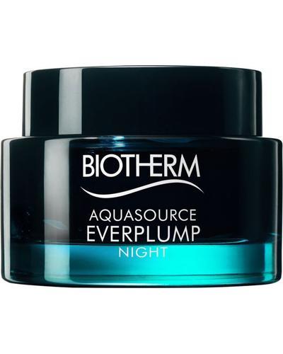 Biotherm Ночная маска для увлажнения и упругости кожи лица Aquasource Everplump Night
