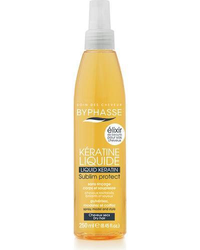 Byphasse Защитное средство для сухих и поврежденных волос Liquid Keratine Activ Protect Dry Hair