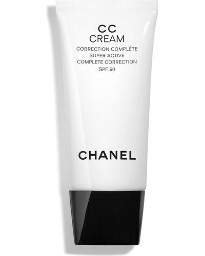 CHANEL CC Cream Super Active SPF 50