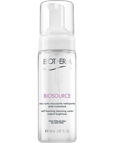 Biotherm Biosource Self-Foaming Cleansing Water