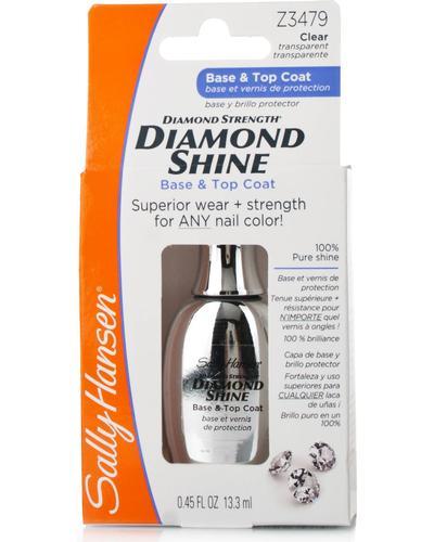 Sally Hansen Diamond Shine Base & Top Coat