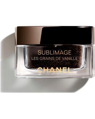 CHANEL М'який скраб для обличчя Sublimage Les Grains De Vanille