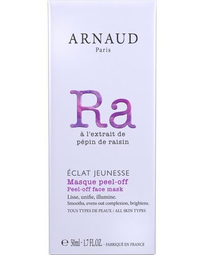 Arnaud Маска-пленка для лица Eclat Jeunesse Peel-off Face Mask. Фото 4