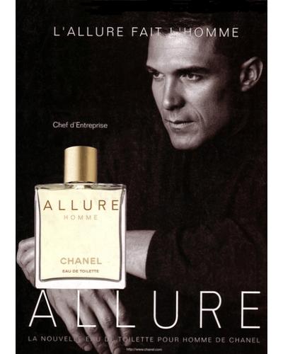 CHANEL Allure Pour Homme. Фото 2