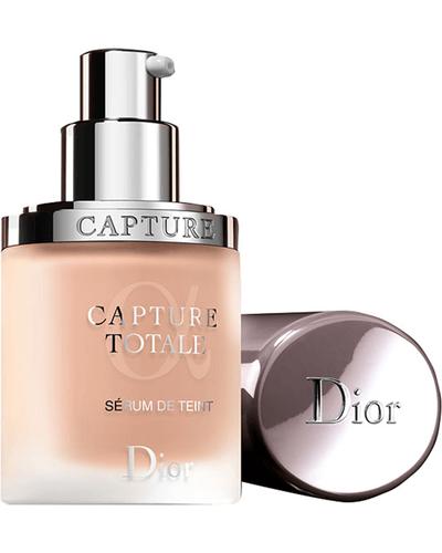 Dior Тональная сыворотка против морщин, пигментных пятен, для сияния Capture Totale Serum De Teint. Фото 2