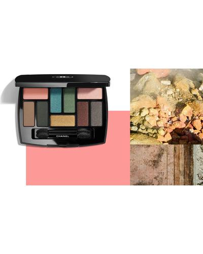 CHANEL Les 9 Ombres Palette. Фото 4