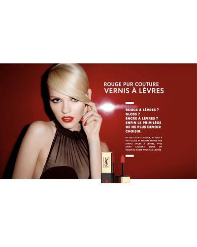 Yves Saint Laurent Rouge Pur Couture Vernis a Levres. Фото 3