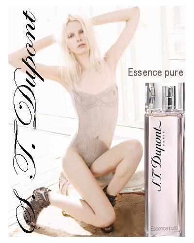 S.T. Dupont Essence Pure pour femme. Фото 3