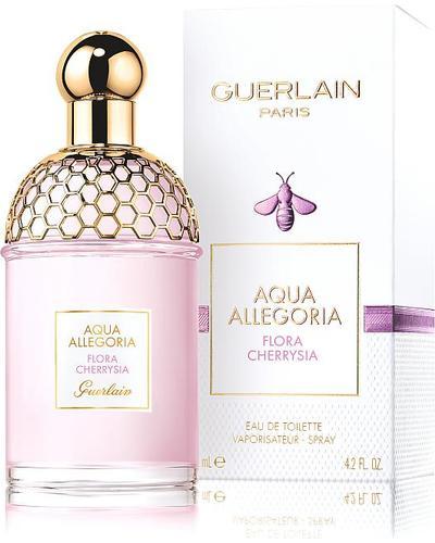 Guerlain Aqua Allegoria Flora Cherrysia. Фото 5