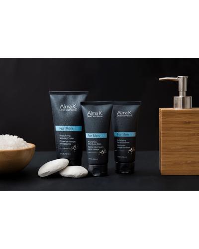 Alma K Revitalizing Shaving Cream. Фото 1