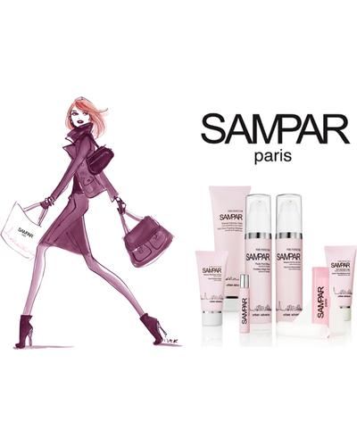 SAMPAR Velvet Cleansing Milk. Фото 2