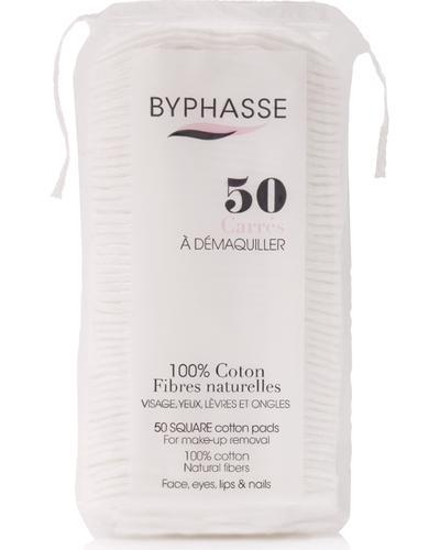 Byphasse Диски для снятия макияжа Maxi Round Cotton Pads. Фото 3