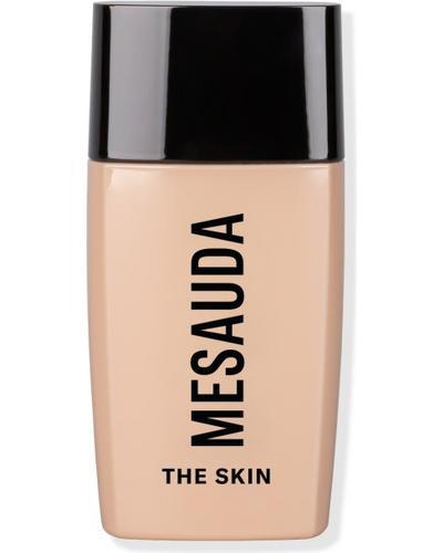 MESAUDA Сияющая увлажняющая тональная основа The Skin SPF 15