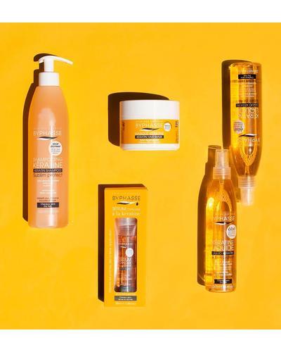 Byphasse Сыворотка для сухих и поврежденных волос Hair Serum Sublim Protect Dry And Damaged Hair. Фото 3