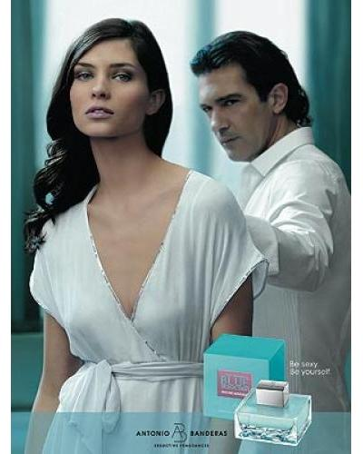 Antonio Banderas Blue Seduction for Women. Фото 4