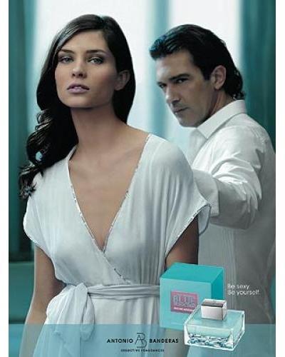 Antonio Banderas Blue Seduction for Women. Фото 4
