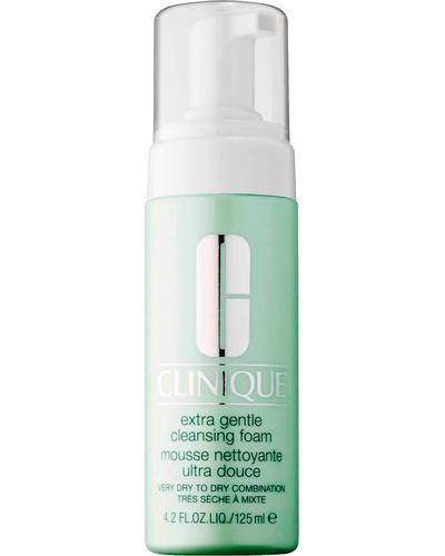 Clinique Пенка для умывания для чувствительной кожи Extra Gentle Cleansing Foam