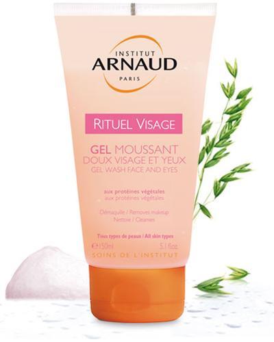 Arnaud Гель для снятия макияжа с лица и глаз Rituel Visage Gel Moussant. Фото 2