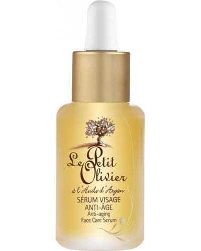 Le Petit Olivier Anti-aging Serum with Organic Argan Oil