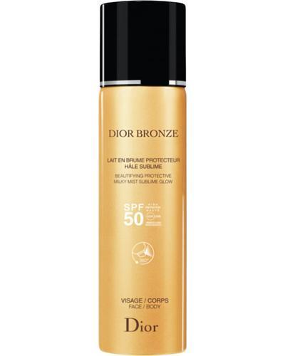 Dior Сонцезахисне молочко-вуаль для бездоганного сяйва Bronze Beautifying Protective Milky Mist Spf 50