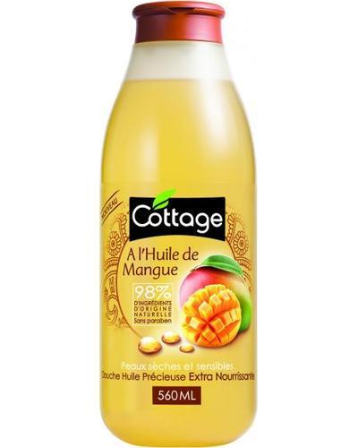 Cottage Питательное гель-масло для душа Douche Huile Precieuse Extra Nourrissante. Фото 2