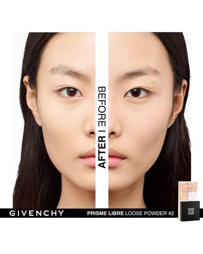 Givenchy Матирующая рассыпчатая пудра с эффектом сияния 4 в 1 Prisme Libre Loose Powder. Фото 6