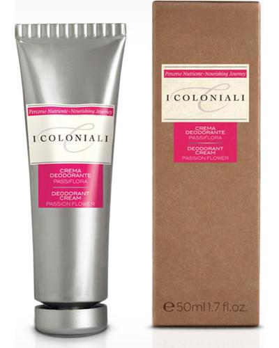 I Coloniali Deodorant Cream with Passion Flower New