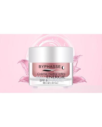 Byphasse Hydra Infini Cream 24h Day And Night. Фото 2
