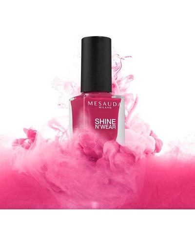 MESAUDA Лак для нігтів Shine N'Wear. Фото 1