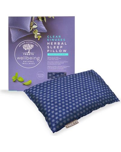 Treets Traditions Ароматерапевтична подушка Herbal Sleep Pillow Clear Sinuses