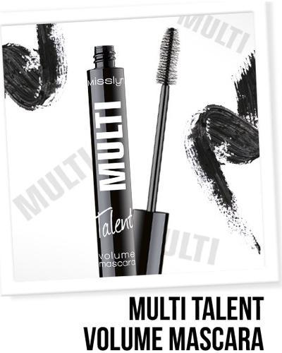 Misslyn Multi Talent Mascara. Фото 1
