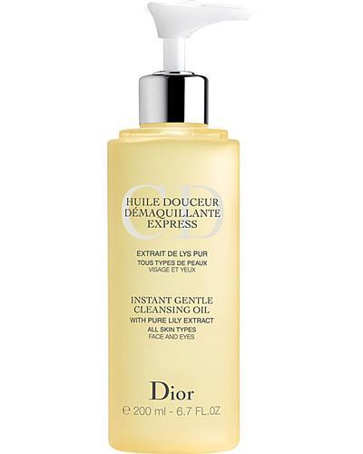 Dior Instant Gentle Clansing Oil