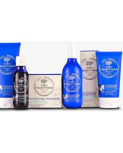 Treets Traditions Revitalising Ceremonies 2 in 1 Hair & Body Wash. Фото 3