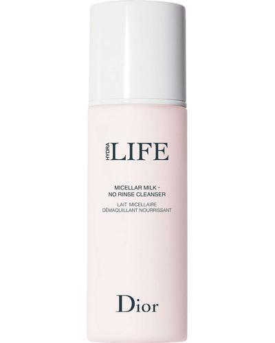 Dior Мицеллярное молочко. Несмываемое средство очищения Hydra Life Micellar Milk