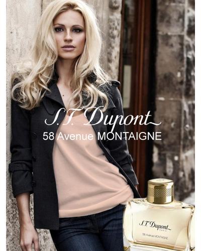 S.T. Dupont 58 Avenue Montaigne pour Femme. Фото 2