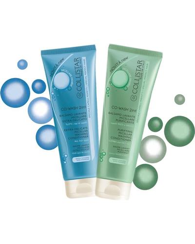 Collistar Шампунь+кондиционер Co-Wash 2in1 Purifying Micellar Washing Conditioner. Фото 1