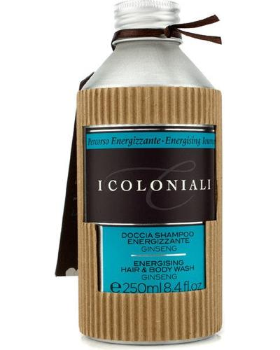 I Coloniali Energising  Hair And Body Wash