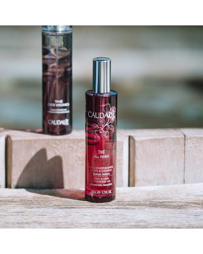 Caudalie The des Vignes Body & Hair Nourishing Oil. Фото 1