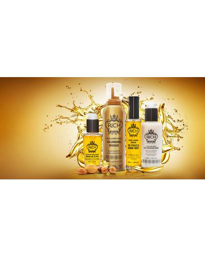 RICH Pure Luxury Argan De-Frizz & Shine Mist. Фото 2