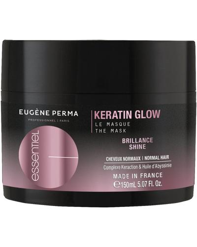Eugene Perma Маска Кератин для всех типов волос Essentiel Keratin Glow The Mask