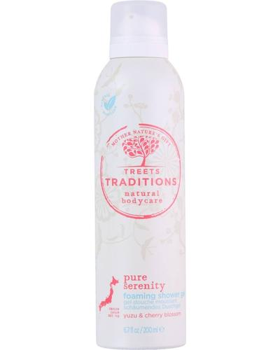 Treets Traditions Гель-мус для душу Pure Serenity Foaming Shower Gel