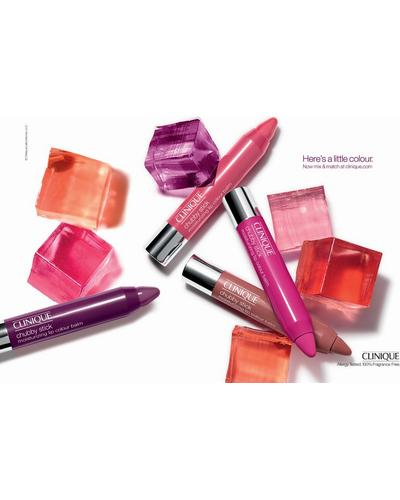 Clinique Chubby Stick Moisturizing Lip Colour Balm. Фото 3