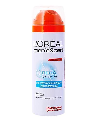 L'Oreal Піна для гоління для чутливої шкіри Гідра Сенситів