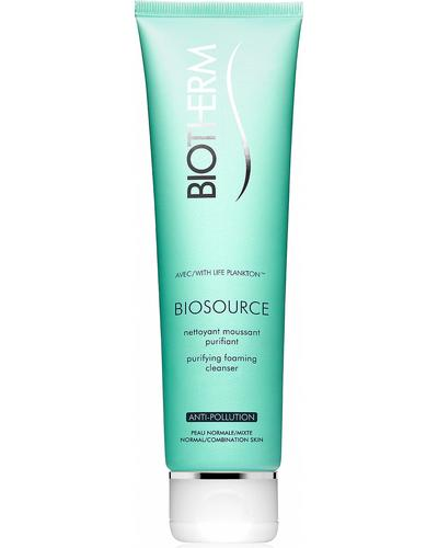 Biotherm Biosource Purifying Foaming Cleanser главное фото